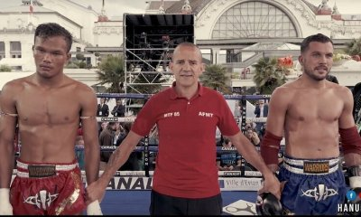 Fabio PINCA vs RUNGRAT - Muay Thai Fight Video - CHOOK MUAY
