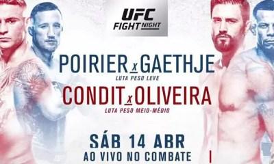 UFC on FOX 29 - POIRIER vs GAETHJE - Résultats