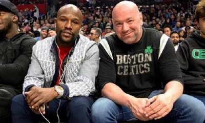 Floyd MAYWEATHER annonce son retour en 2020 et une collaboration avec l'UFC