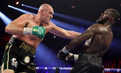 Tyson FURY vs Deontay WILDER 3 officialisé pour le 18 juillet 2020