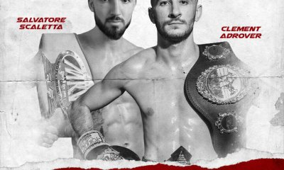 TEKB 2020 - Clement ADROVER vs Salvatore SCALETTA pour une ceinture Européenne WKN