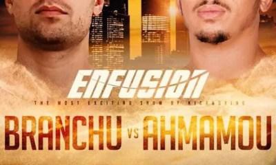 Mathias BRANCHU vs Ayoub AHMAMOU à l'Enfusion Abu Dhabi