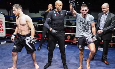 100% Fight 42 - Resultats ALJAROUJ prend sa revanche sur KANGUICHEV et reste le champion