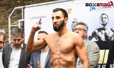 Chingiz Allazov de retour à Marseille pour la Nuit des champions 2020