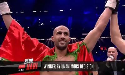 GLORY 51 - Badr HARI prend sa revanche sur Hesdy GERGES - VIDEO