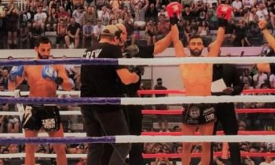 Video et Résultats - Giorgio PETROSYAN bat Chingiz ALLAZOV et prend la ceinture du BELLATOR