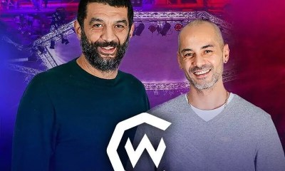 MMA - Ramzy Bedia rejoint Antoine Simon au micro de 6play