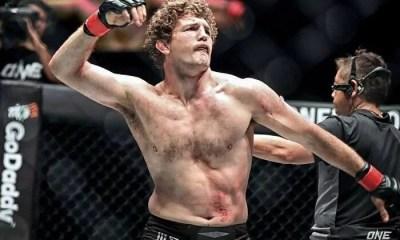 l'Ancien champion du ONE et du BELLATOR Ben ASKREN affrontera Robbie LAWLER pour ses débuts à l'UFC