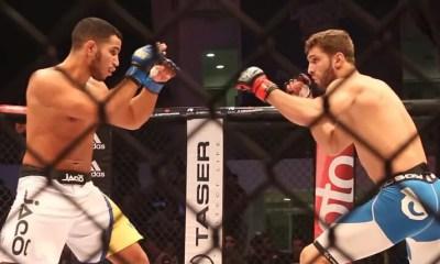 Sofiane BENCHOHRA vs Ramy HAMED - Full Fight Video - Désert Force 25