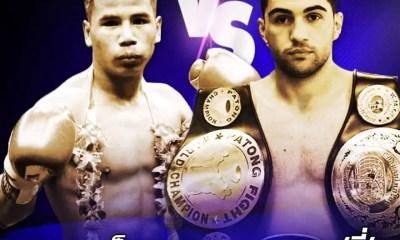 Rafi BOHIC vs YODLEKPETCH Tded99 - Full Fight Video