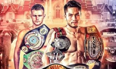 Jimmy VIENOT vs SORGRAW au Best Of Siam 13 !