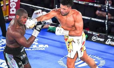 Video - Joe Joyce stoppe Daniel Dubois par TKO