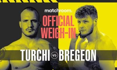 Boxe: Dylan Bregeon est au poids