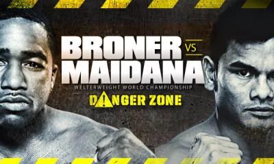 Marcos Maidana vs Adrien Broner - Full Fight Video
