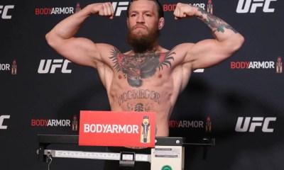 UFC 246 - McGregor vs Cerrone - Vidéo et Résultats de la pesée