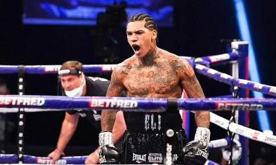 VIDEO - Conor Benn met TKO Samuel Vargas en 1 round