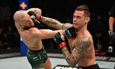 VIDEO HL - Conor McGregor vs Dustin Poirier 2