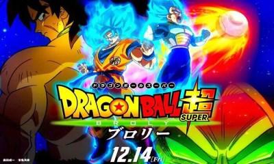 Dragon Ball Super - Le Film - Broly officialisé dans le nouveau trailer Video