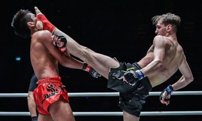 Brice DELVAL vs MUANGTHAI - Full Fight Video - ONE Championship