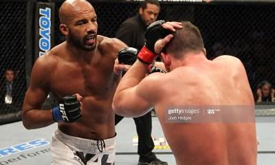 I AM A LEGEND - Quand Cyrille DIABATE faisait son premier combat à l'UFC