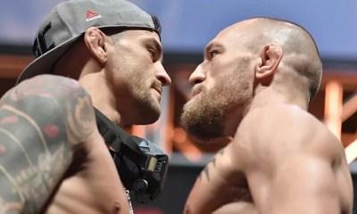 McGregor vs Poirier 2 - Les infos pour le direct