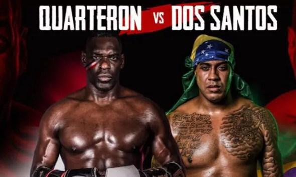 Patrice QUARTERON vs Diogo DOS SANTOS - Full Fight Video