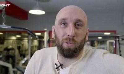100% FIGHT 43 - Interview Vidéo de Steven DUVIVIER
