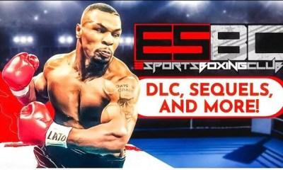 ESports Boxing Club, un nouveau jeu vidéo de boxe ultra réaliste