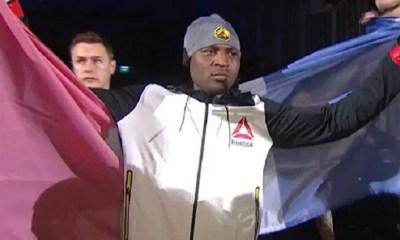 UFC PARIS - Francis NGANNOU pourrait bien y faire le combat principal selon Dana WHITE !