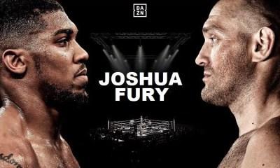 Le combat Fury - Joshua pourrait se tenir en mai, mais deux problèmes sont à régler.