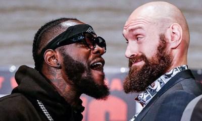 La revanche Deontay WILDER vs Tyson FURY officialisée pour le 22 février