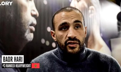 Glory 76 - Inside Fight Week avec Badr Hari, Cedric Doumbé, Plazibat et Rigters