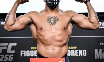 UFC 256 - Vidéo et résultats de la pesée avec Ciryl Gane