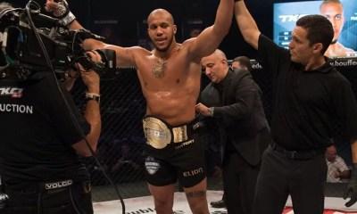 VIDEO - Cyril GANE conserve sa ceinture du TKO MMA
