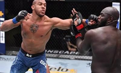 UFC Singapour - Video et Résultats de la pesée avec Cyril GANE