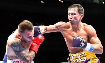 Gennadiy Golovkin gère Kamil Szeremeta et s'impose avant la limite