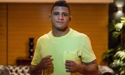 Gilbert Burns, testé positif au COVID-19, est out de l'UFC 251