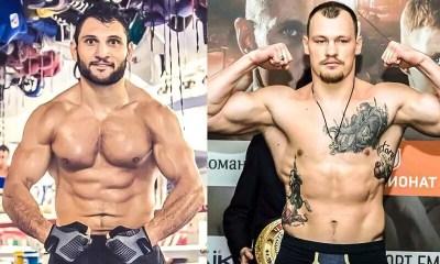 Arsen Goulamirian vs Alexei Egorov ordonné par la WBA