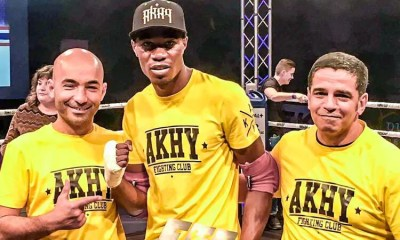 VIDEO - Hamza NGOTO met KO THONGCHAI et conserve sa ceinture mondiale WBC