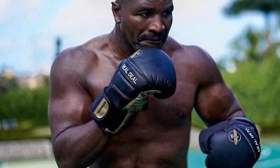 Holyfield confirme être actuellement en négociations avec Mike Tyson pour un troisième combat
