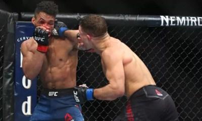 UFC - Kevin LEE vs Al IAQUINTA 2 - Video HL