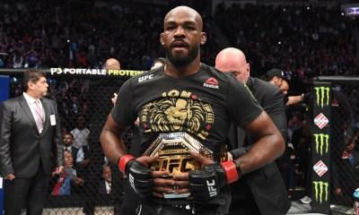 Jon Jones abandonne sa ceinture UFC LHW et confirme son arrivée chez les poids-lourds