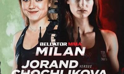 Jade Jorand fera ses débuts en MMA au Bellator
