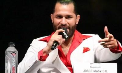 Jorge Masvidal insulte Kevin Lee qui a tenté de continuer le combat après avoir tapé