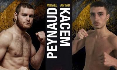 FIGHT LEGEND GENEVA - Antar KACEM vs Mickael PEYNAUD en K-1 !
