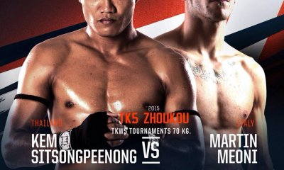 Kem Sitsongpeenong Vs Martin Meoni - Full Fight Video - TOP KING 5