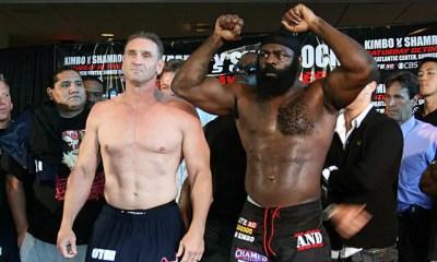 Kimbo Slice vs Ken Shamrock - Fight Video - Bellator 138