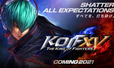 The King Of Fighters 2021 - KOF XV - Bande Annonce 2021