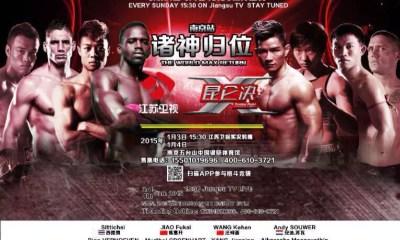 Andy Souwer vs Jiao Fukai - Full Fight Video - Kunlun Fight 15