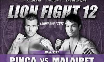 Fabio Pinca vs Malaipet Sasiprapa - Full Fight Video LF12
